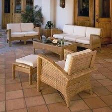 Trinidad Deep Seating Group with Cushions