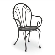 <strong>Woodard</strong> Laurel Bistro Dining Arm Chair