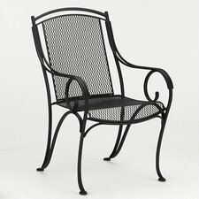 <strong>Woodard</strong> Modesto Club Dining Arm Chair