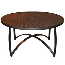 <strong>Woodard</strong> Wyatt Round Umbrella Coffee Table