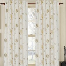 Passion Linen Rod Pocket Drape Single Panel
