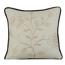 <strong>Gracious Living</strong> Bloom Cotton Blend Pillow