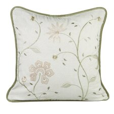 Golden Cotton Blend Pillow