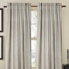 Radiant Linen Rod Pocket Drape Single Panel