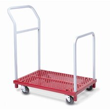 Mini Heavy Duty Platform Truck with Handle