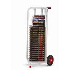 Book Cart - V Shaped Platform Dolly