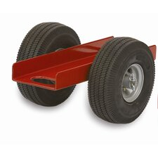 Heavy Duty Caddy Channel, Airless Wheels