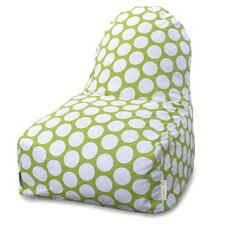 Polka Dot Bean Bag Chair