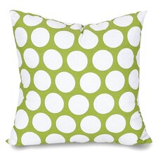 Large Polka Dot Pillow