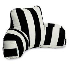Vertical Stripe Reading Pillow