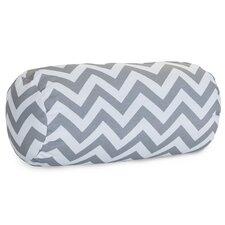 Chevron Round Bolster Pillow