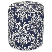 French Quarter Small Pouf