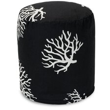 Coral Small Pouf