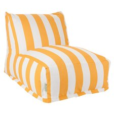 Stripe Bean Bag Lounger