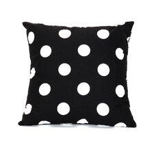 Large Polka Dot Pillow