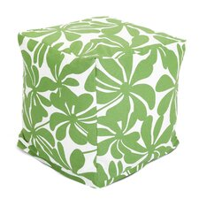 <strong>Majestic Home Products</strong> Plantation Cube Ottoman