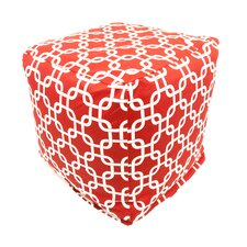 <strong>Majestic Home Products</strong> Links Cube Ottoman