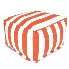 <strong>Majestic Home Products</strong> Striped Ottoman