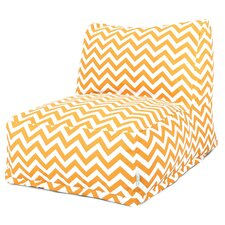 <strong>Majestic Home Products</strong> Zig Zag Bean Bag Chair Lounger