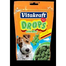 Mint Drops Dog Treat