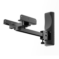 Side Clamping Bookshelf Speaker Wall Mount