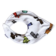 <strong>Meo and Friends</strong> Multi-print Bandana Bib