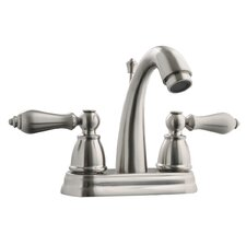 <strong>Design House</strong> Hathaway Double Handle Bathroom Faucet