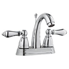 Hathaway Double Handle Bathroom Faucet