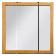 "Claremont 30"" x 30"" Tri-View Medicine Cabinet"