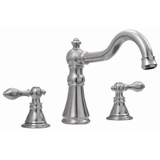 Dunhill Roman Double Handle Tub Faucet Trim