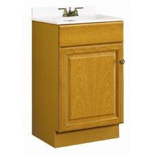 "<strong>Design House</strong> Claremont 18"" Single Door Vanity Set"