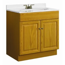 "Claremont 31"" Double Door Vanity Set"