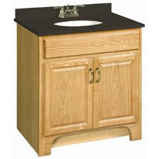 "Richland 30"" Double Door Cabinet Vanity Base"