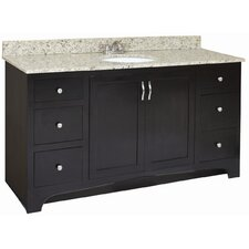 "Ventura 60"" Bathroom Vanity Base"