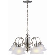 <strong>Design House</strong> Millbridge 5 Light Chandelier