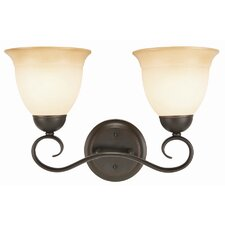 Cameron 2 Light Wall Sconce