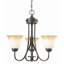 Cameron 3 Light Chandelier