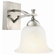 Ironwood 1 Light Downlight Wall Sconce