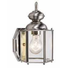 <strong>Design House</strong> Augusta 1 Light Outdoor Downlight Wall Lantern