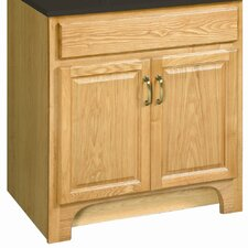 "Richland 30"" Two Door Bathroom Vanity Base"