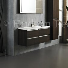 Ambit Basin and Cabinet in Oak