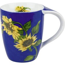 11 oz. Sunflower Mug (Set of 4)