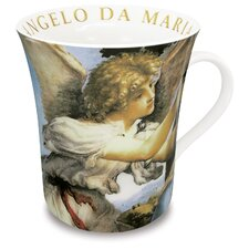Art Angelo Maria Con Bambino Mug (Set of 4)