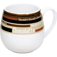 Choco Stripes Snuggle Mug (Set of 2)