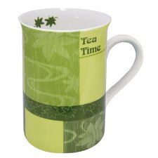 First Flush Tea Time 10 oz. Mug (Set of 4)