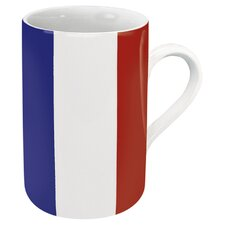 France Flag Mug (Set of 4)
