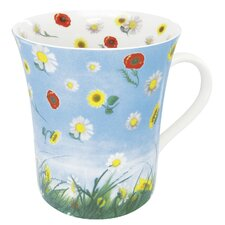 Gift for All Occassions Flower Eddy Mug (Set of 4)