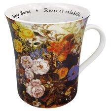 Art Les Fleurs Chez - Les Peintres Burat Mug (Set of 4)