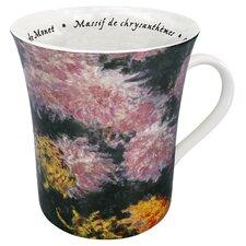 Art Les Fleurs Chez - Les Peintres Monet Mug (Set of 4)