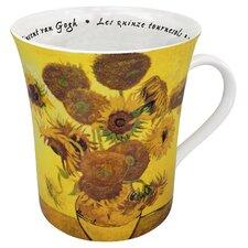 Art Les Fleurs Chez - Les Peintres van Gogh Mug (Set of 4)